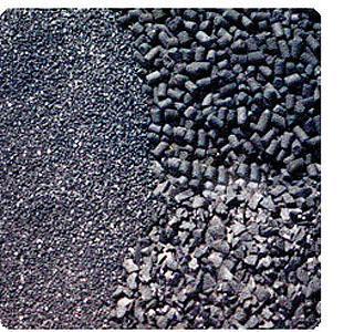 Aktivní uhlí do filtru